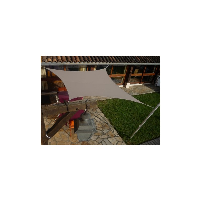 voile d 39 ombrage sun vela easy sail pour ombrager terrasse ou jardin. Black Bedroom Furniture Sets. Home Design Ideas