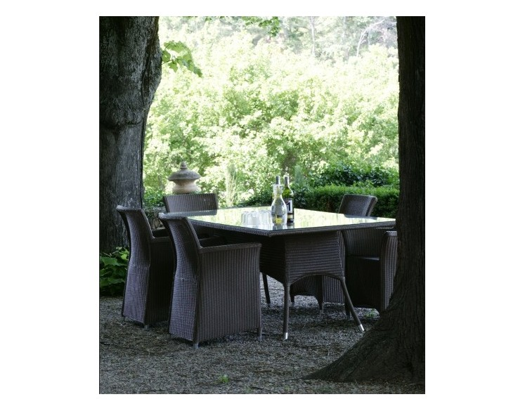 Table NIMES  Rectangulaire 100 x 200 cm- Vincent Sheppard