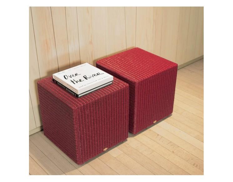 Cube 40 x 40 x Haut.42 cm- Vincent SHEPPARD