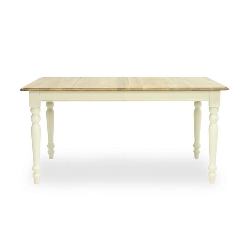 Grande table rectangulaire versailles plateau ch ne for Table extensible 280 cm