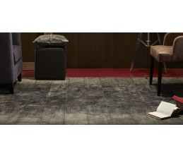 Tapis WALKER - 100% Cuir de Vache - HOME SPIRIT