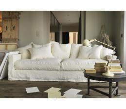 Canapé en lin BALTHAZAR - HOME SPIRIT