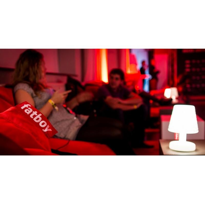 lampe sans fil fatboy lampe sans fil transloetje led transparent fatboy lampe de table. Black Bedroom Furniture Sets. Home Design Ideas