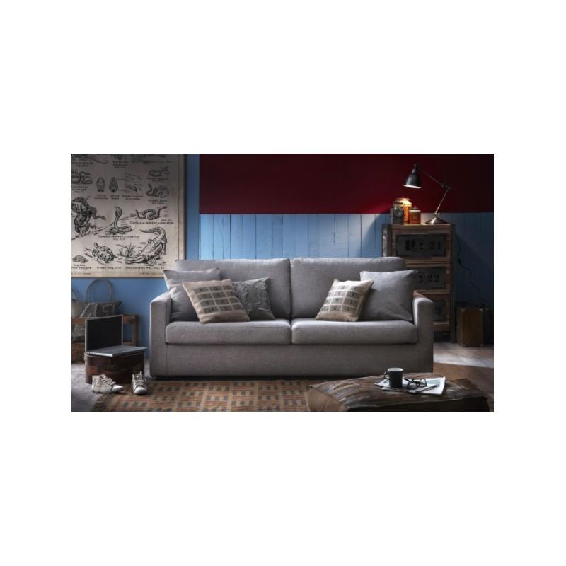 canap 3 places convertible gamme sofa sil de chez home spirit. Black Bedroom Furniture Sets. Home Design Ideas