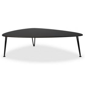 Table basse acier ROZY  111 cm Intérieur / Extérieur