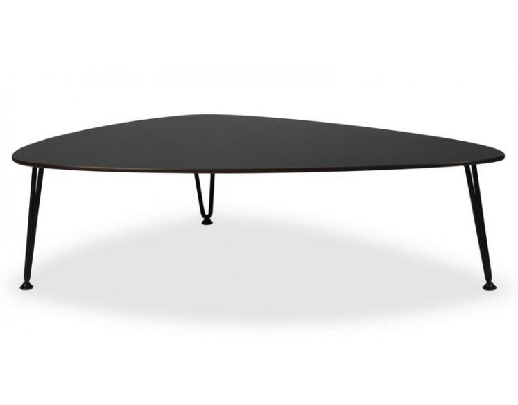 Table basse acier ROY  111 cm
