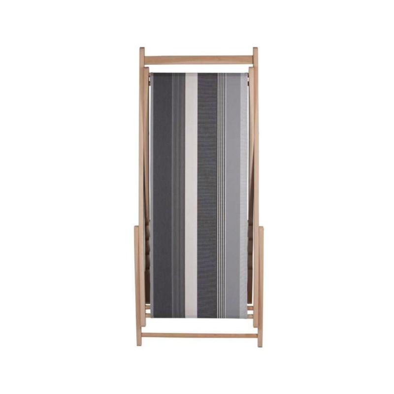 transat rhune chilienne tissage de luz coton color e d perlant. Black Bedroom Furniture Sets. Home Design Ideas