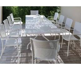Table de repas extensible ATHENA 230 / 300 x 100 cm - EMU