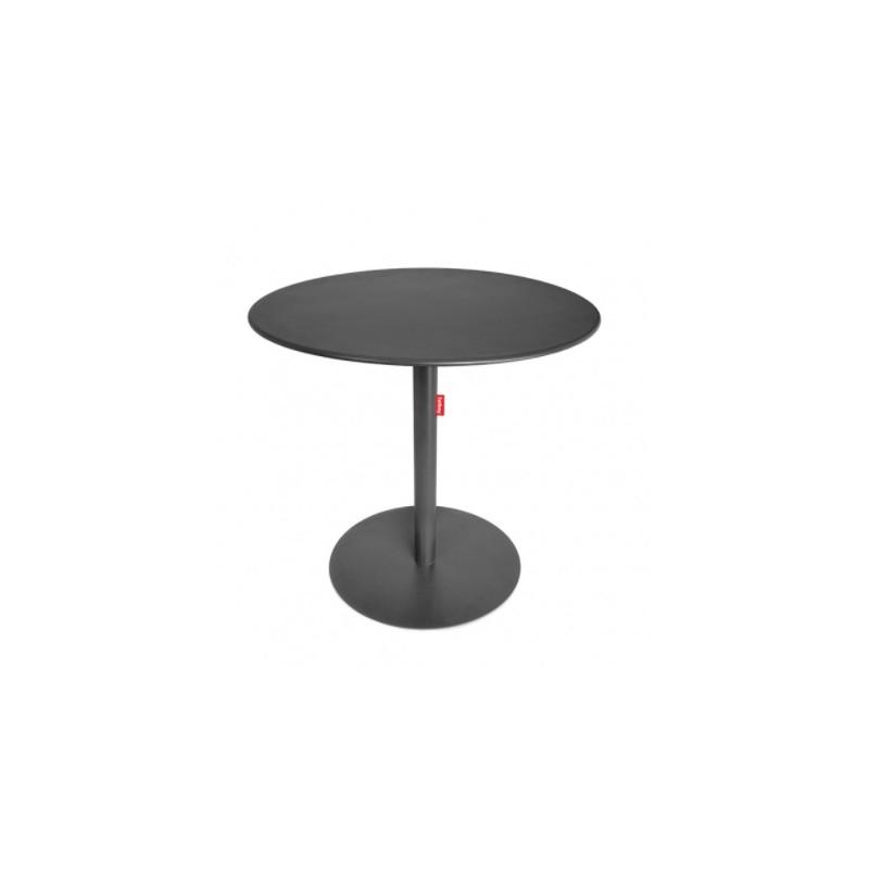 Table ronde formitable par fatboy diam tre 80 cm en acier for Table exterieur largeur 80 cm