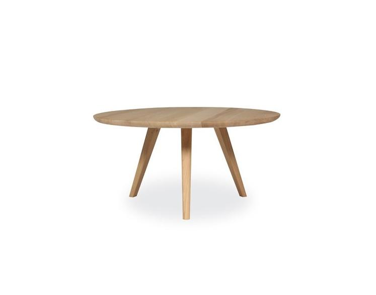 Table basse DAN Chêne Diam 75 cm