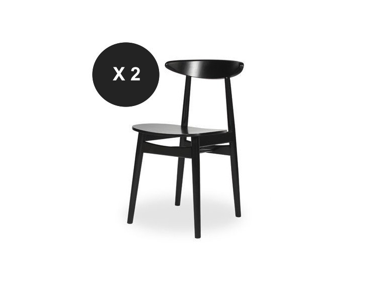 Chaise TEO - Vincent sheppard (Lot de 2 chaises)