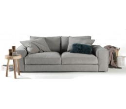 Fab & Go : Canapé ANNECY  4 places - 243 cm - HOME SPIRIT