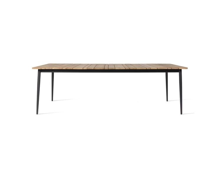 Table de repas LEO 180 x 90 cm - VINCENT SHEPPARD
