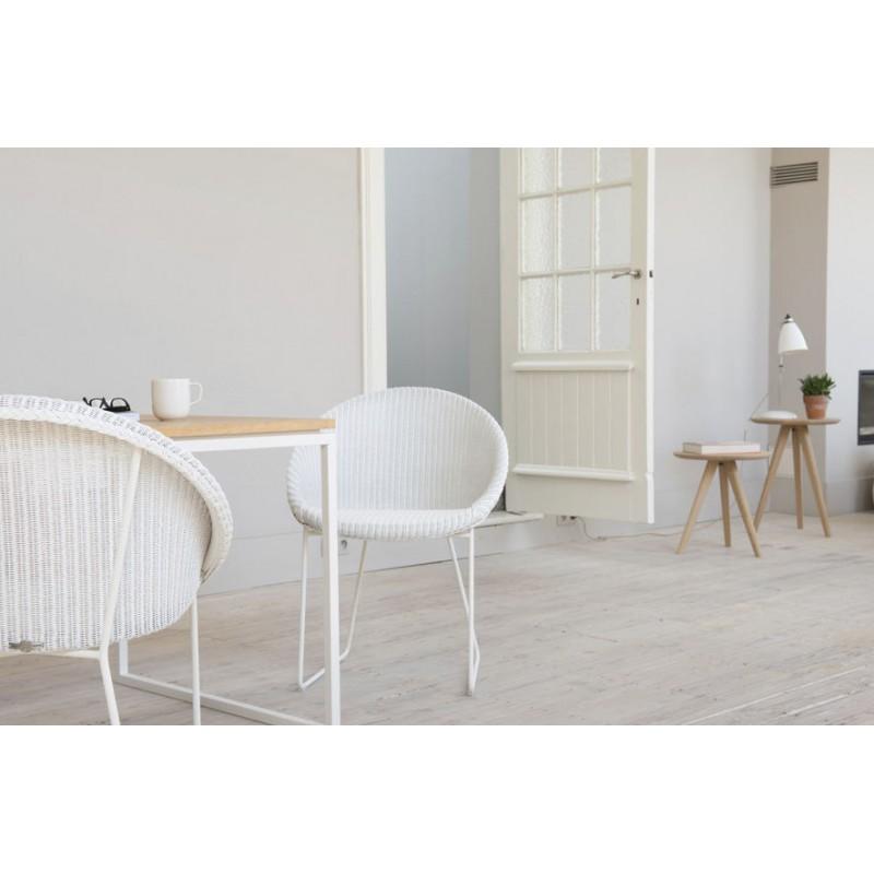 table d 39 appoint haute dan ch ne diam 45 cm int rieur 202. Black Bedroom Furniture Sets. Home Design Ideas