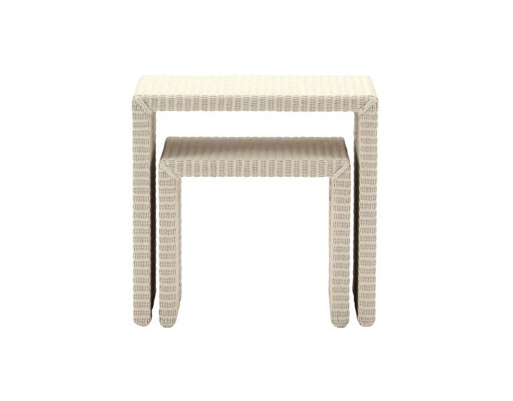 Set 2 tables PING PONG en loom
