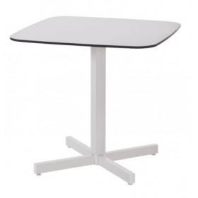 Table de repas SHINE 79 X 79 cm - Plateau HPL
