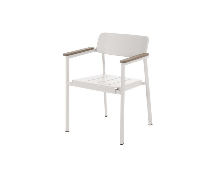 Fauteuil empilable SHINE