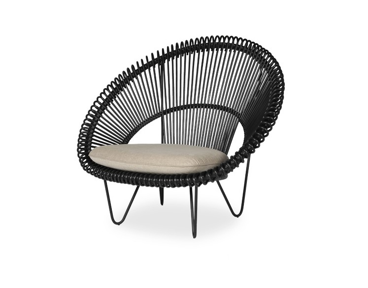 Fauteuil bas ROY COCOON