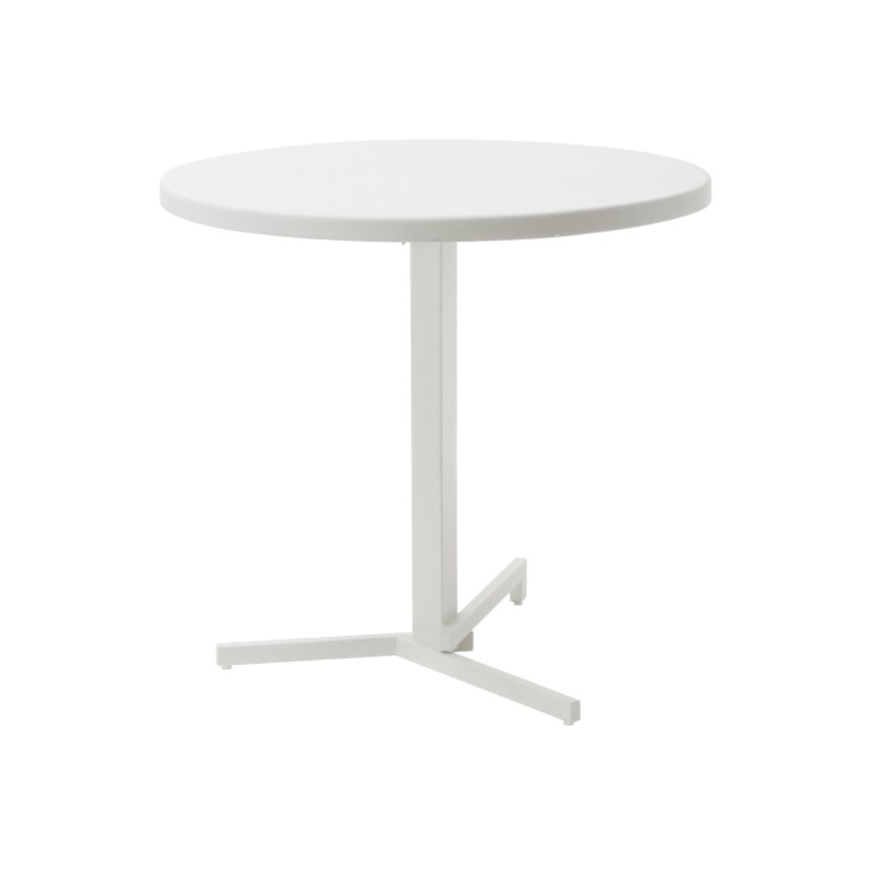 Table ronde 80 cm pliable mia emu - Table ronde 80 cm ...